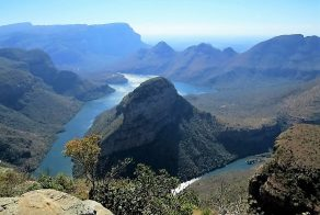 River in Africa